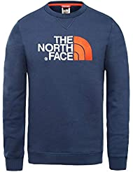 The North Face Drew Peak Crew Pull Homme