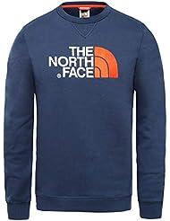 The North Face Drew Peak Crew Pull Homme