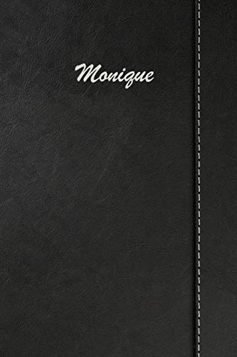 Monique Square (Monique: Personalized Comprehensive Garden Notebook with Garden Record Diary, Garden Plan Worksheet, Monthly or Seasonal Planting Planner, Expenses, Chore List, Highlights Simulated Leather)