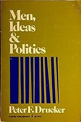 Men, ideas & politics: Essays (Harper Colophon books)