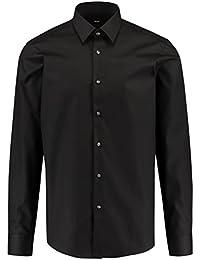 BOSS Hemd Regular-Fit Business-Hemd Enzo aus reiner Baumwolle 50327680 Herren