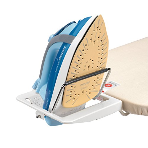 Brabantia Ironing Board with Steam Iron Rest, Standard, Size B – Ice Water