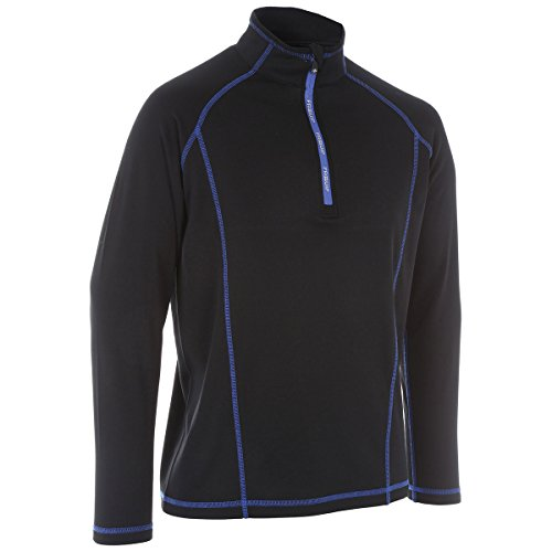 Proquip 2016 Pro-Lite Thermal Mid-Layer Fleece Lightweight Cover-up Mens Golf Wind Top Black Large Mid-layer Thermal