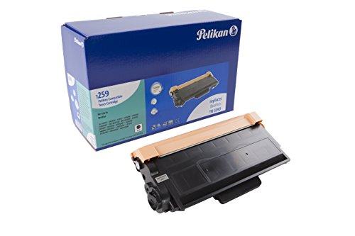 Pelikan Toner ersetzt Brother TN-3390 (passend für Drucker Brother HL 6180)