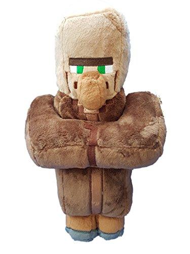 Grande Minecraft juguete suave Villages de peluche 30 cm