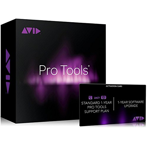 Pro Tools Jahreslizenz mit Upgrade & Support Plan EDU Institute
