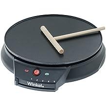 WINKEL GOO30 Crêpière Noir 1000 W