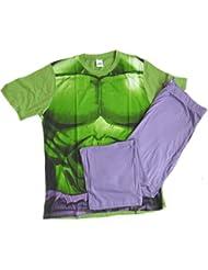 Marvel - Ensemble de pyjama - Homme Vert vert
