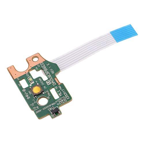 perfk Board Power Eject Button Flexkabel Flachkabel Spielkonsole Ersatzteil für HP Pavilion 14-N 15-N Series