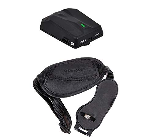 GPS-N Plus, GPS Receiver Geotagger für Nikon DSLR Kamera (Set mit Handschlaufe) Gp1 Gps