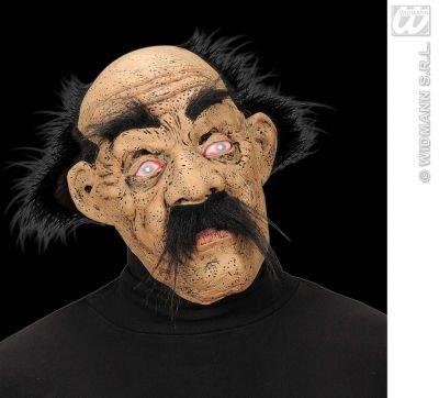 schwarz Halloween Maske (Maschere Halloween)