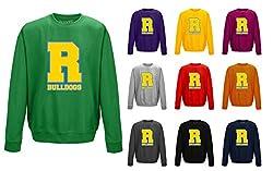 Brand88 - Bulldogs, Adults Sweatshirt