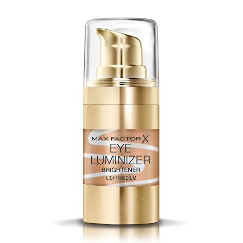 Max Factor Eye Luminizer 4 Light Medium