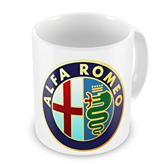 Alfa Romeo Car Manufacturer Coffee / Tea Mug