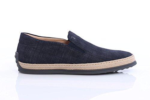 Tod's, Chaussures basses pour Homme Bleu
