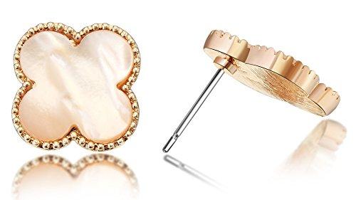 seashell-14wx14hmm-four-leaf-clover-stud-earrings-free-gift-box-rose-gold