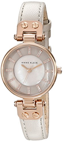 anne-klein-womens-ak-1950rgtp-rose-gold-tone-watch-with-taupe-leather-band