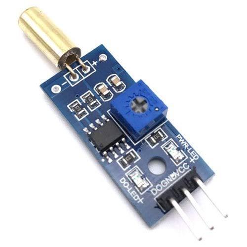 ExcLent Wingle-Sensor-Modul Kugelschalter Tilt Sensor Module-Deep Blue Tilt-modul