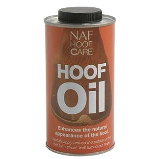 NATURAL ANIMAL FEEDS HOOF OIL EQUINE HORSE HOOF CARE NAF Hoof Oil 41KdzBauekL