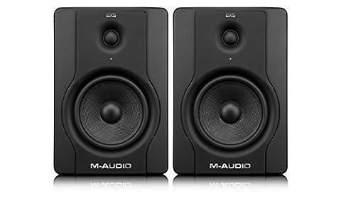 M Audio BX5 D2 Studio Monitor 70W Bi Amplified Speaker
