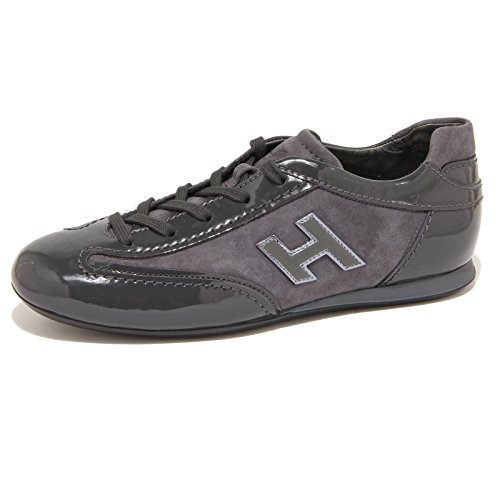 7927N sneaker HOGAN OLYMPIA scarpe donna shoes women Grigio