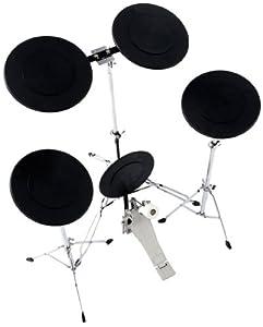 Percussion Plus Practice Drum Kit