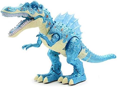 Dinosaure Léger en Bec De Canard avec Jouet Sonore Sonore Jouet Modèle De Simulation  s,Blue c5241c