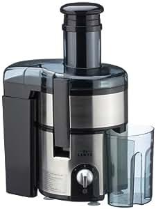 Lentz Home Juice King 800 Entsafter 800 W Voll Edelstahl