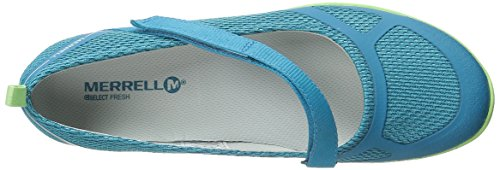 Casual Merrell Ceylon Sport Mary Jane Teal