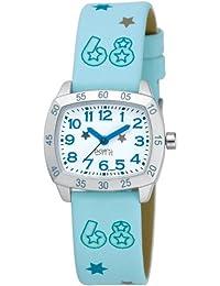 Esprit - ES103504003 - Montre Fille - Quartz Analogique - Bracelet Plastique Bleu