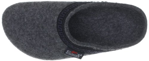 Stegmann 108 , Chaussons mixte adulte Grau (grey 8804)