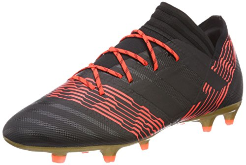 adidas Herren Nemeziz 17.2 FG Fußballschuhe Mehrfarbig (Cblack/cblack/solred Cp8970)