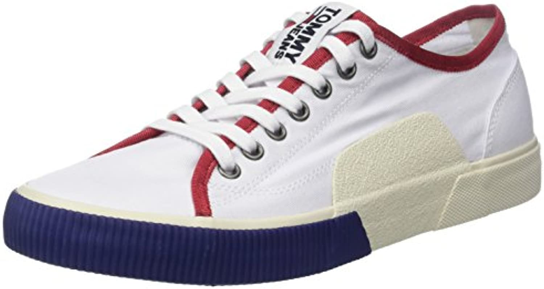 Hilfiger Denim Herren Tj Urban Textile Sneaker