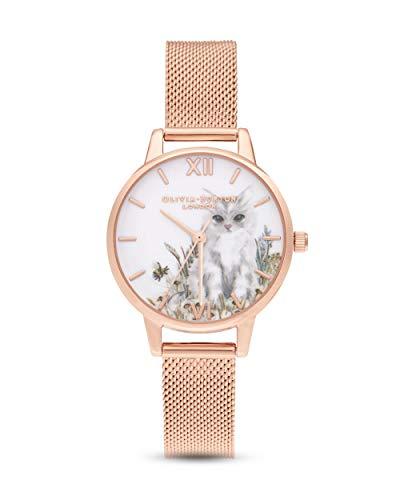 OLIVIA Armband aus echtem Leder