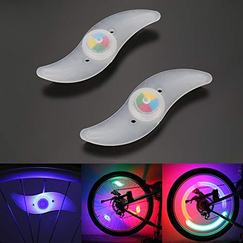 OSAN Vélo Lumière Imperméable RGB 3...