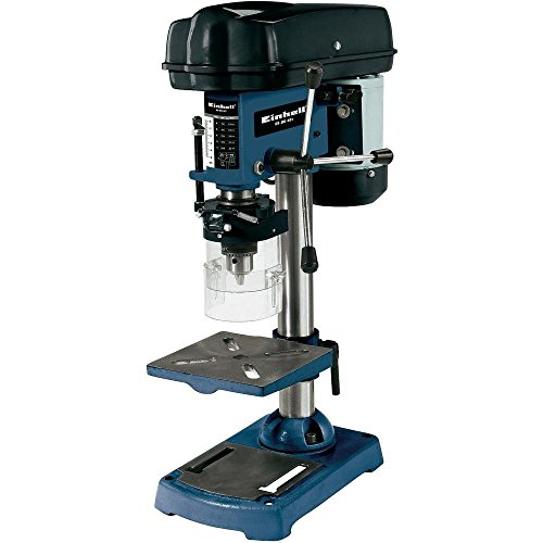 Einhell Perceuse à colonne BT-BD 401 (350 W, 5 plages de vitesse,  Inclinaison de la table de...
