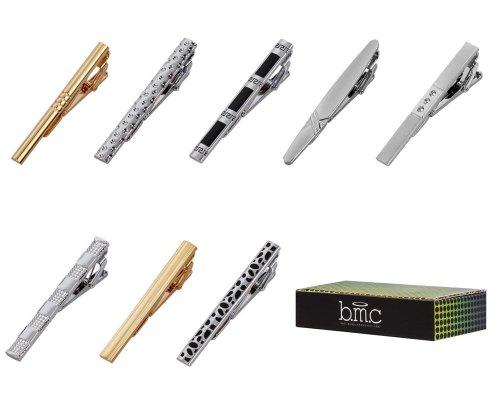 bundle-monster-set-de-pasadores-de-crobata-en-oro-y-plata-8-piezas