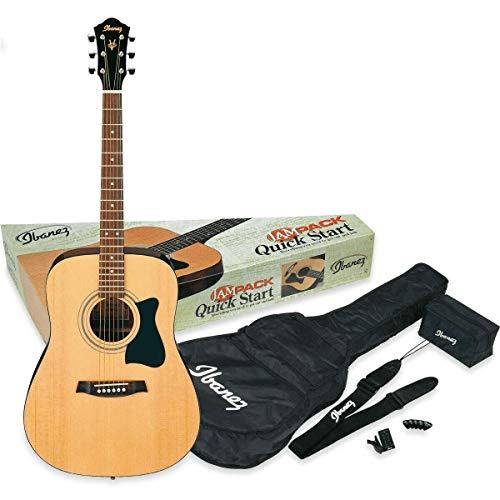 Imagen de Guitarra Acústica Ibanez por menos de 150 euros.