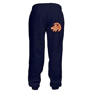 Simba The Lion King Logo Mens Sweatpants XX-Large