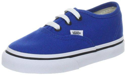 Vans Authentic VOKO6LW Unisex - Kinder Lauflernschuhe Blau (snorkel blue/black)