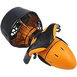 Surf Booster Scooter sous-Marin électrique Eau Mer Double Vitesse Hélice Plongée Piscine Scooter Équipement de Sports Nautiques