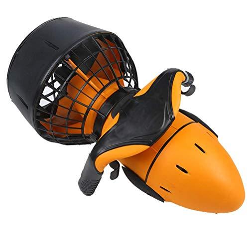 HIDENFAFR Surf Booster Elektrische Unterwasser Roller Wasser Meer Dual Speed   Propeller Tauchen Pool Roller Wassersport Ausrüstung Größe (64 * 39 * 37 cm) -