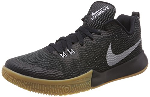 NIKE Zoom Live II, Chaussures de Basketball Homme