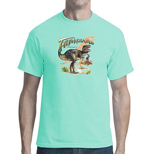 Fun unisex T-Shirt - Urzeit: Tyrannosaurus Rex by Im-Shirt Mint