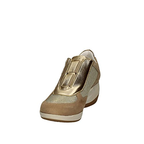 KEYS 5023 Scarpa lacci Donna Beige