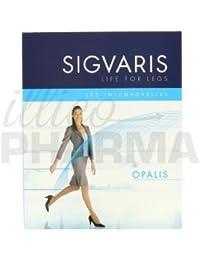 Sigvaris Opalis Bas autofix - Miel, Taille XL - Long