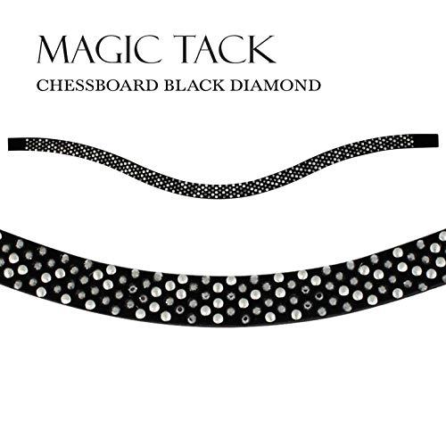 Stübben Inlay 2010 Magic Tack lang geschwungen chessboard - black diamond