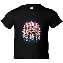 Amazon.es: camiseta atletico de madrid niño - Negro