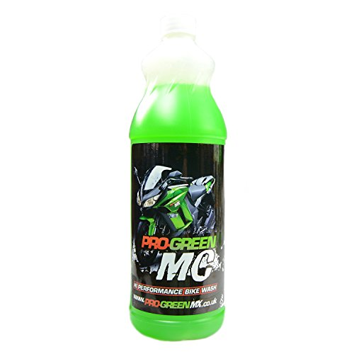 Jabón de limpieza Pro-Green Road MC Bike Wash 1litro