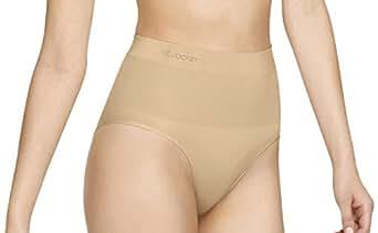 Jockey Women's Polyamide Seamless Shaping Bikini (6702_Iced Frappe_S)